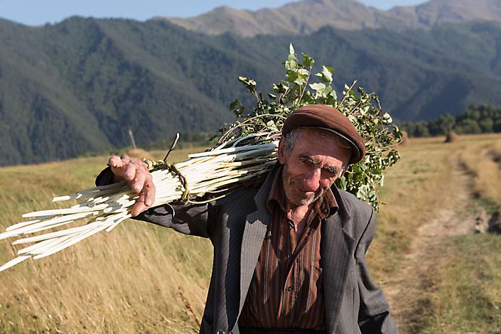 Georgië-Kaukasus-Tusheti-Nationaal-Park