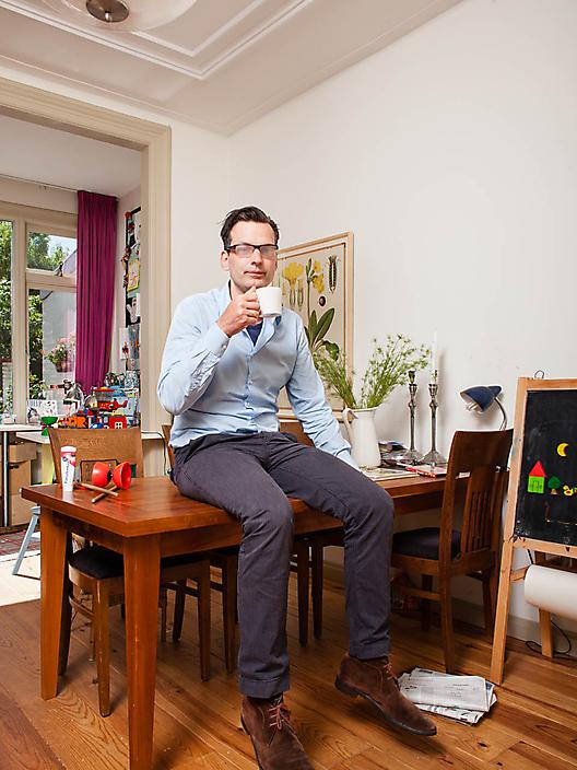 Bastiaan Geleijnse, voor Intermediair