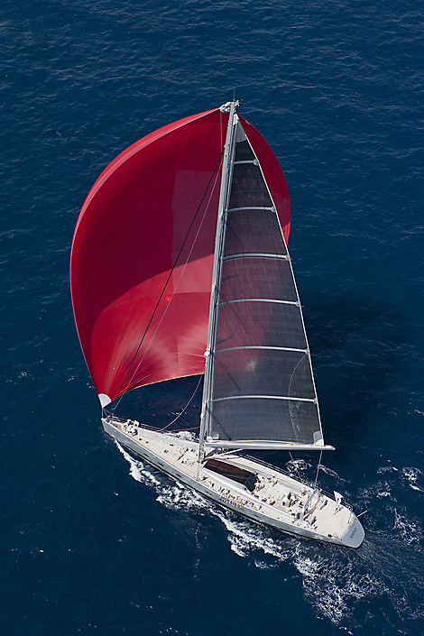 Ghost Sailingyacht