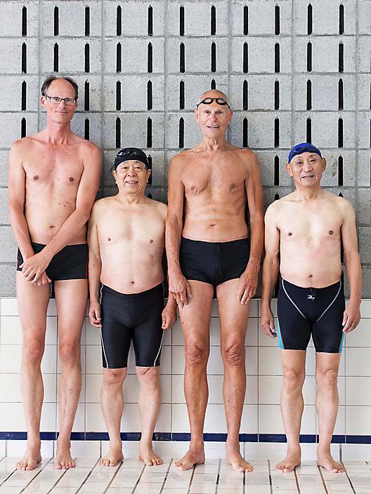 Grand Masters of Swimm