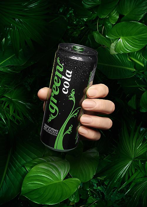 Green Cola Jungle