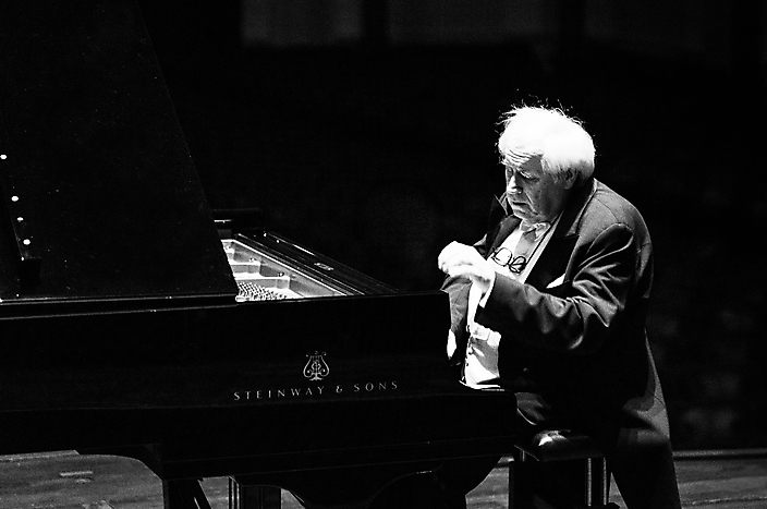 Grigory Sokolov, Concertgebouw