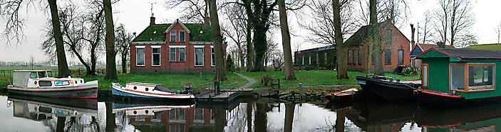 Groningen, scheepswerf 'De Poffert'