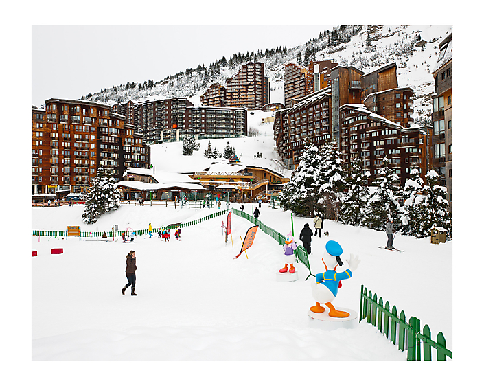 Avoriaz (from: The Skiable Landscape)