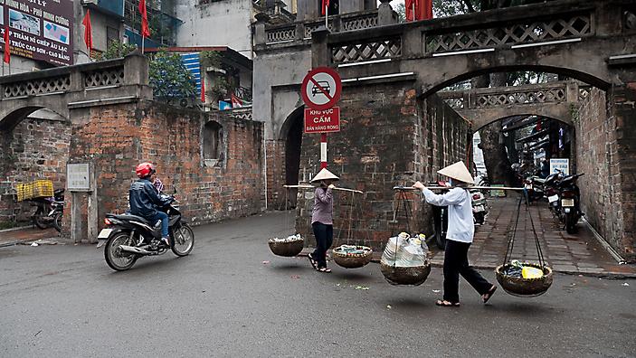 Hanoi Vietnam-