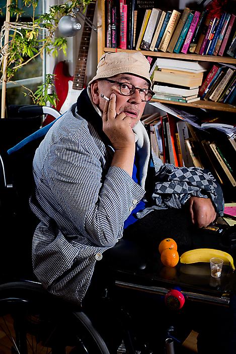 Mensen van Amstelring: Meneer Domela
