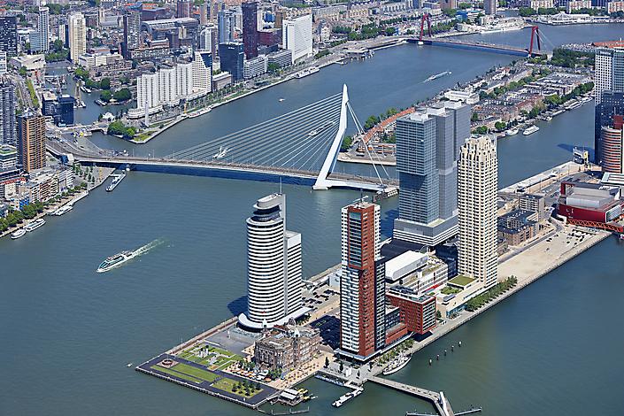 Rotterdam@Spido rondvaart