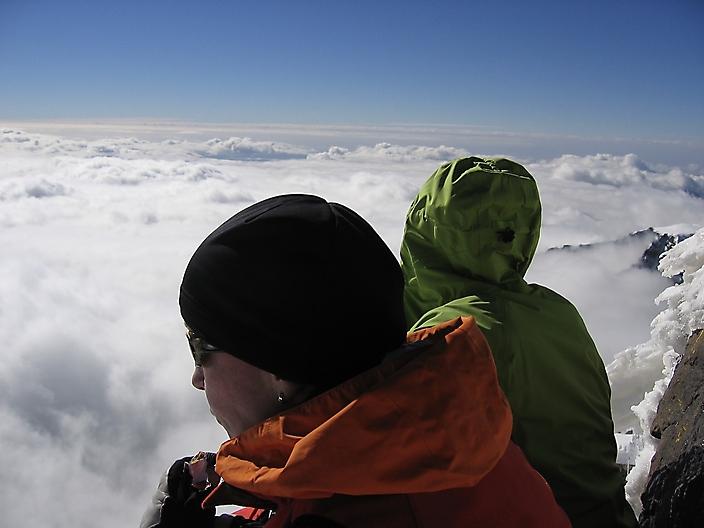 Jebel Toubkal 4167m Atlas Mtns