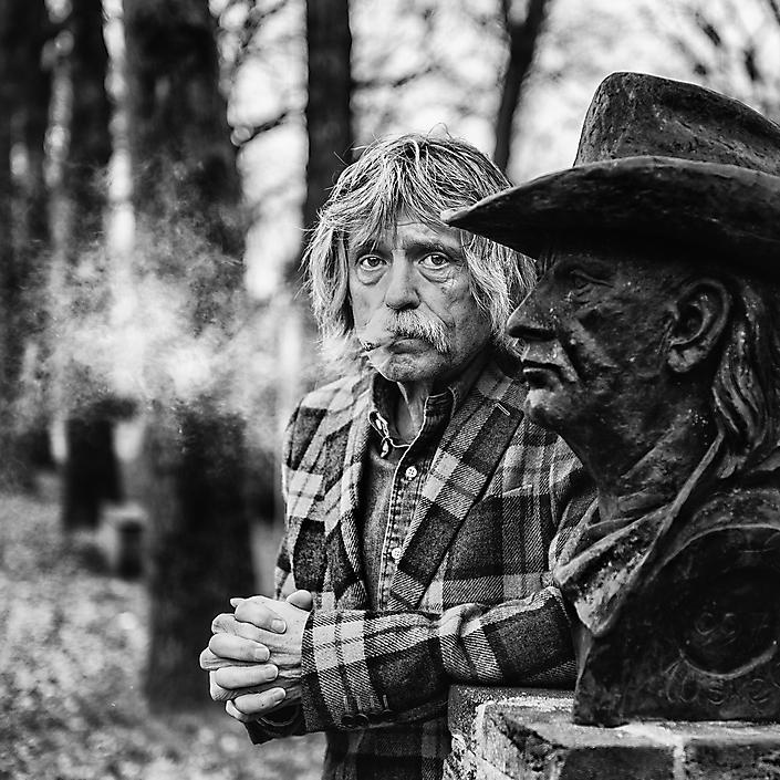 Johan Derksen-photo by Kim Balster