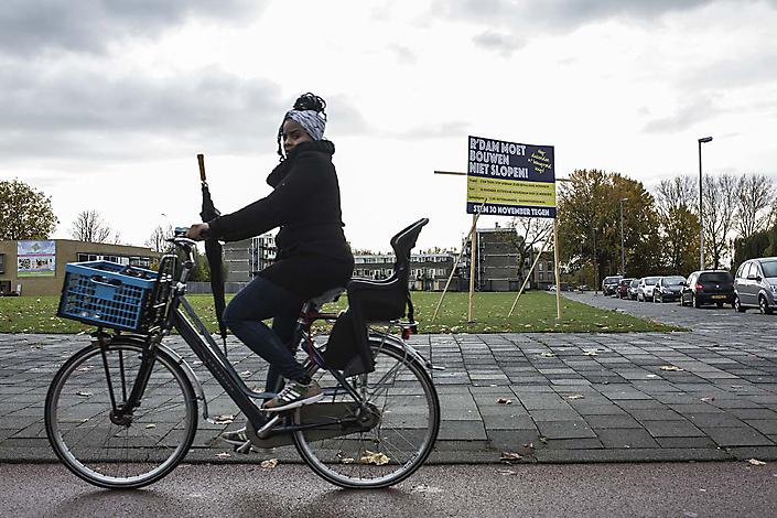 Journalistiek - Woonreferendum Rotterdam