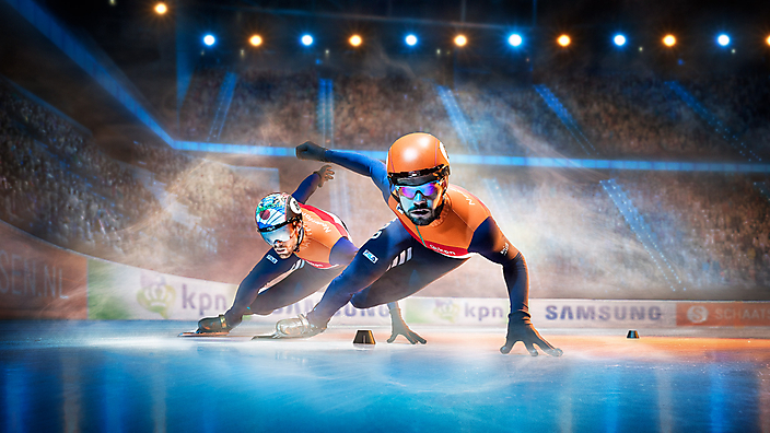KPN WC shorttrack 2017 Rotterdam_Mark Engelen_001