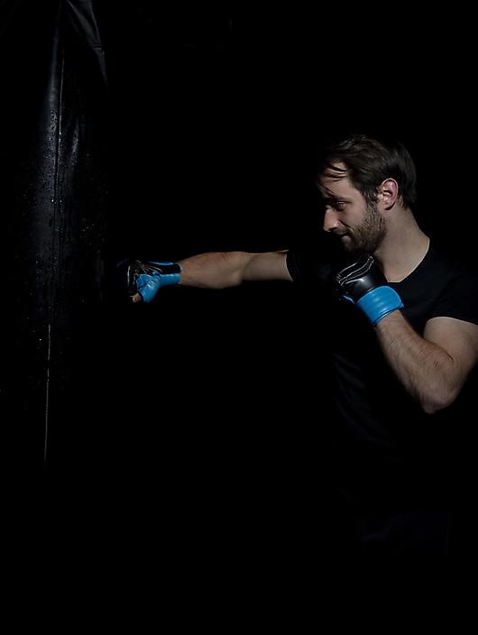 low key boxing