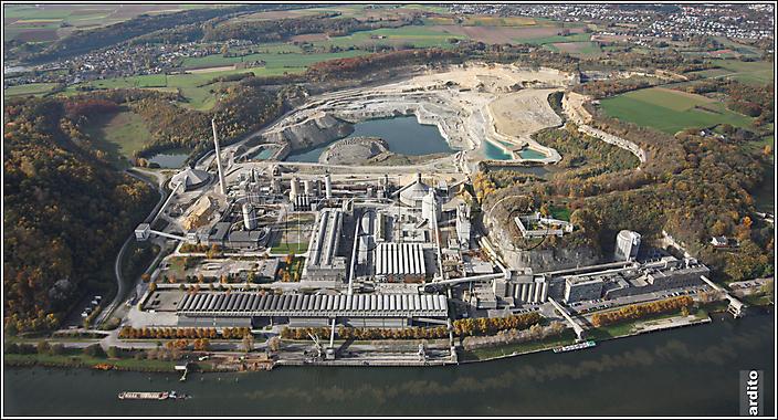 Maastricht, Pietersberg en ENCI