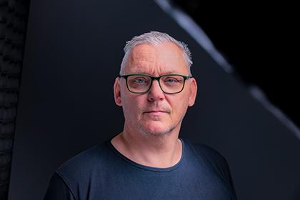 Michel Kosmann Self Portret