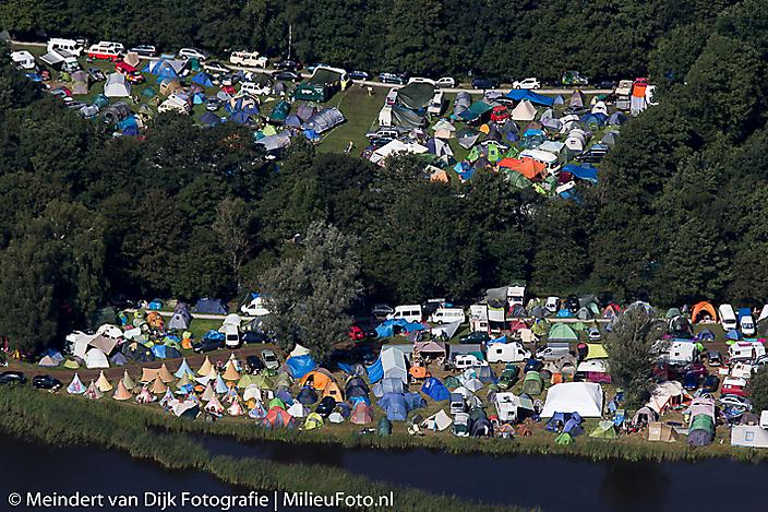Leeuwarden - recreatiegebied De Groene Ster - Psy-Fi Festival