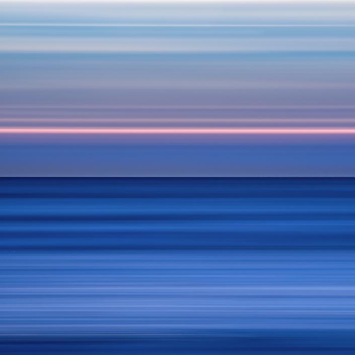 North Sea, Schoorl I, 2017 from Stripes series