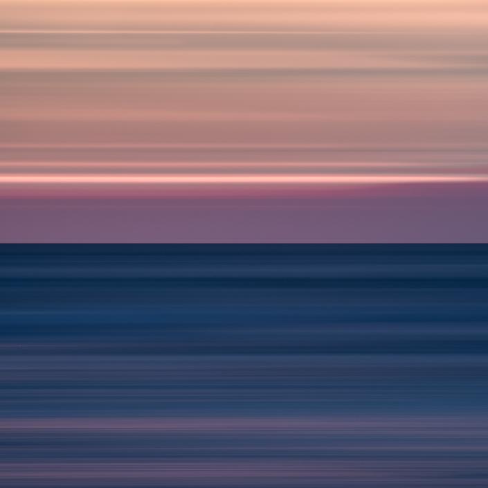 North Sea, Schoorl II, 2017 from Stripes series