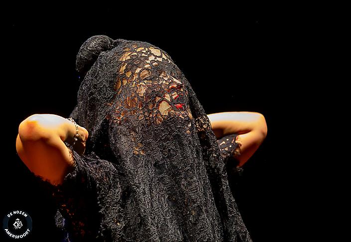 Nouba Flamenco Theaterfotografie