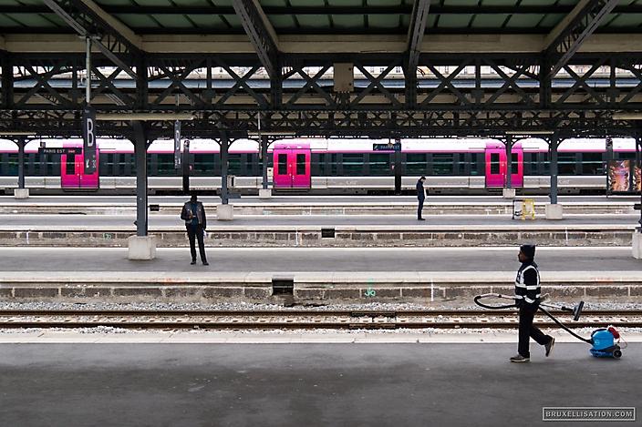 Paris, March 2018 © Eric Vander Borght - bruxellisationDOTcom