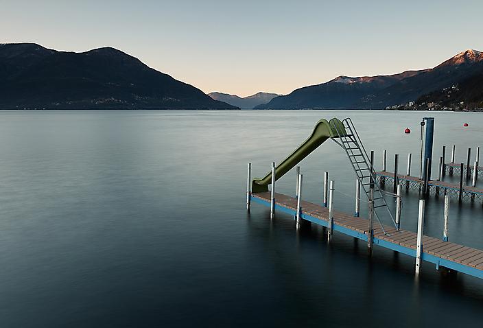 Porto Ronco, Switzerland