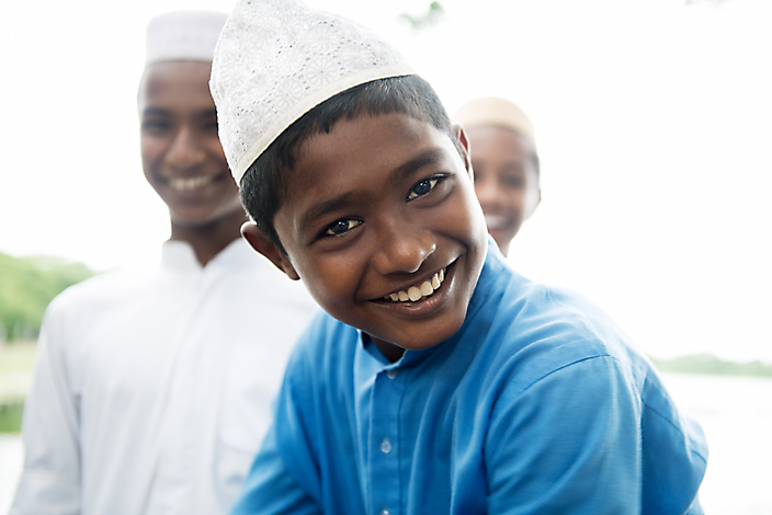 portret kinderen in Bangladesh | klant: VSO International