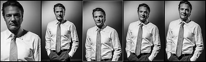 Portretten zakenman 4