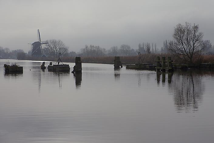 Ringvaart bij Zwanenburg e.v 24-11-12