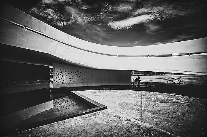 Rio modern architecture ON
