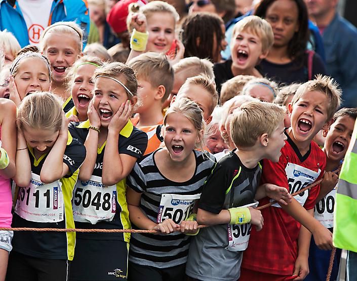 Haarlemmermeerrun - beleving en sport