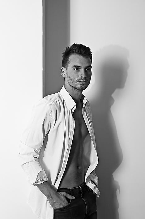 Portret David
