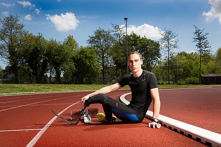 Portret Atleet Peppijn