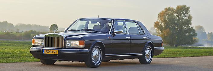 Rolls Royce Silver Spur 1997