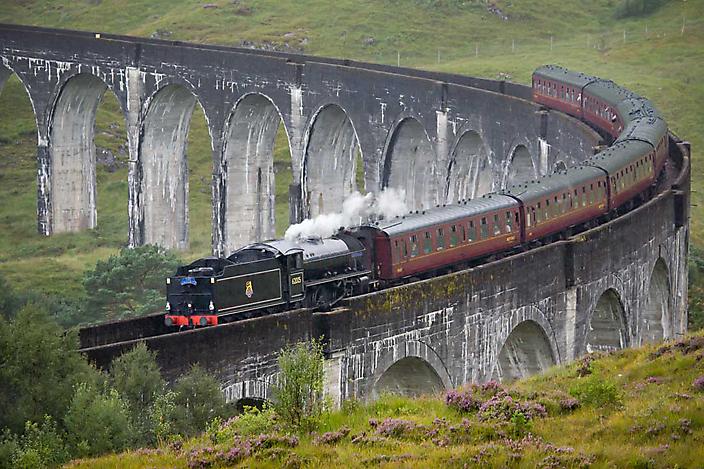 Schotland Harry Potter reportage - Zweinstein Express