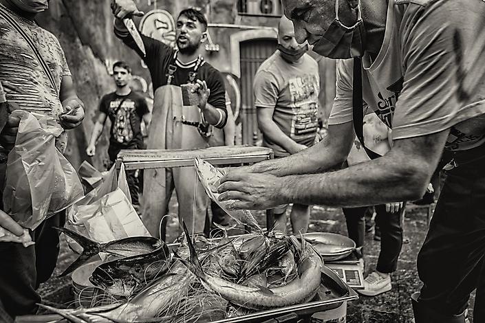 Catania Fish Market 2020