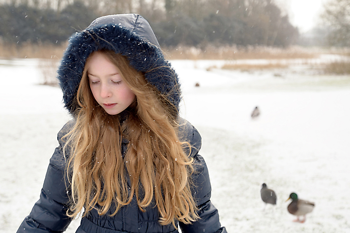 SNEEUW - Claudia Broekhoff fotografisch