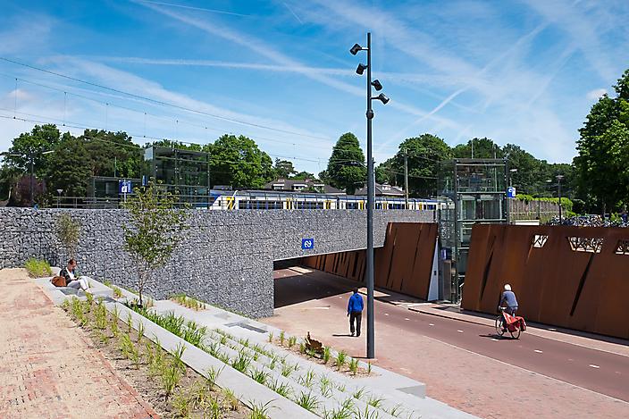 Architectuur - Stationsgebied Bilthoven 15 juni 2015