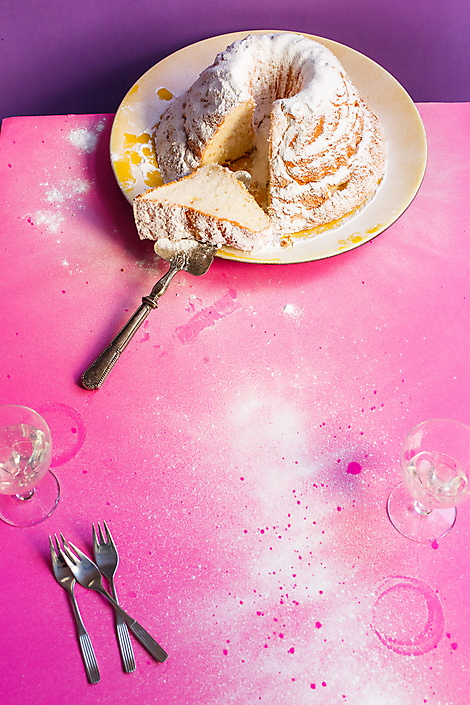 Cake in Pink ©Aico Lind