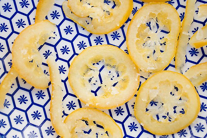 Sugared Lemon with Chocolate' gefotografeerd voor het Griekse kookblog www.katerinaskouzina.com
