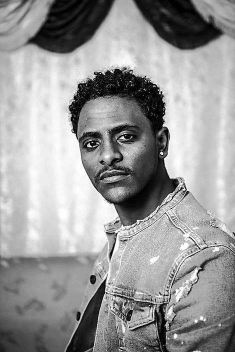 Tesfit, nieuwkomer uit Eritrea