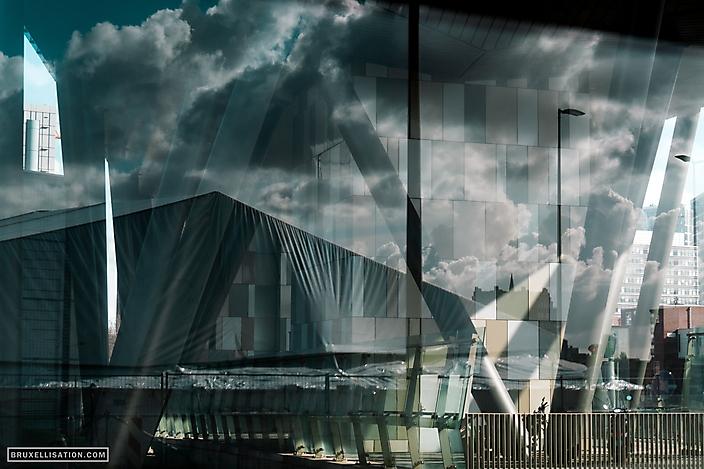 The Hague, March 2020 © Eric Vander Borght - bruxellisationDOTcom
