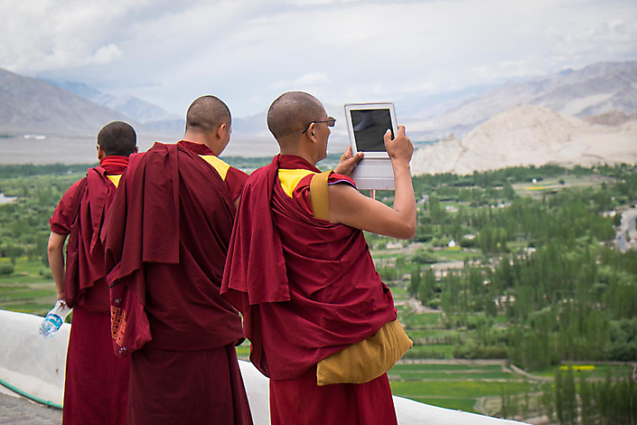 Monasteries in Ladakh