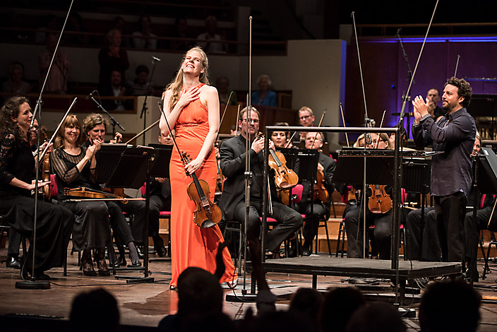 Radio Filharmonisch Orkest - Simone Lamsma - TivoliVredenburg 2016