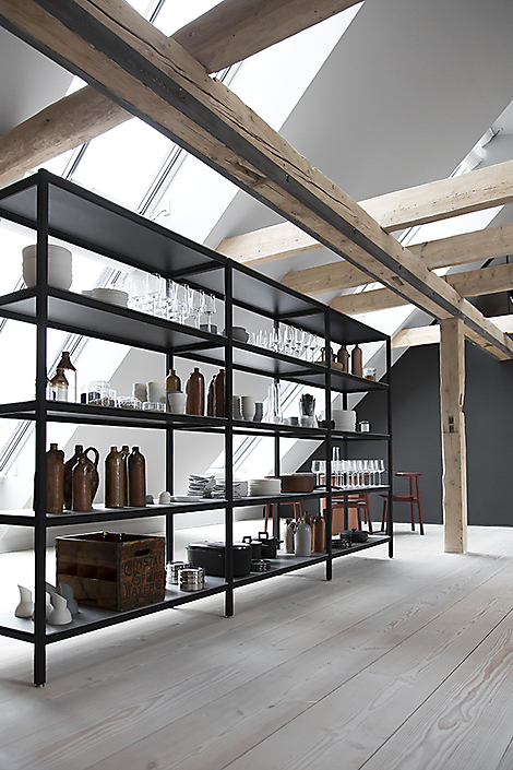 Vipp loft CPH for w/ Style Agency