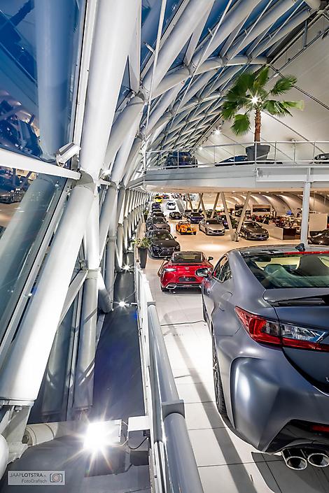 Louwman exclusive cars Utrecht
