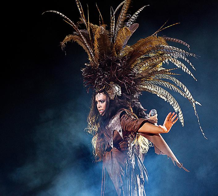 vvbfoto Tina Turner Exp. DV4C1004