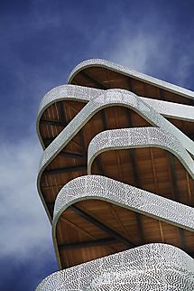Hart van Hatert, architecture.
