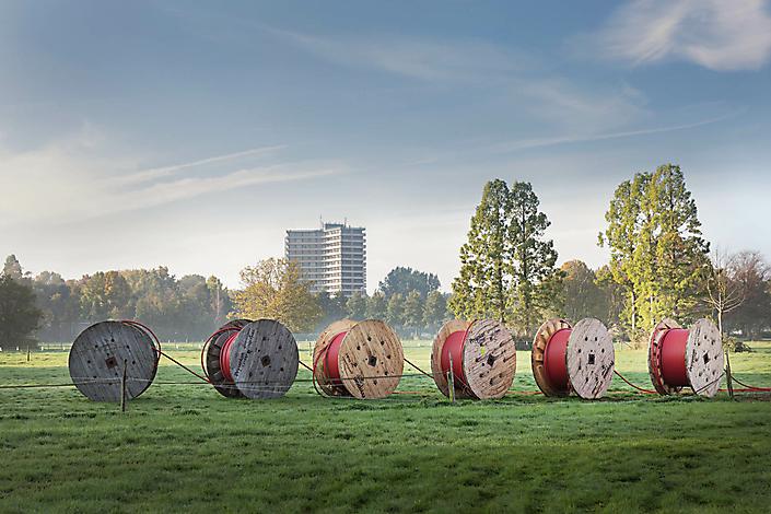 Wageningen University & Research/ Kenter Energievoorzieningen