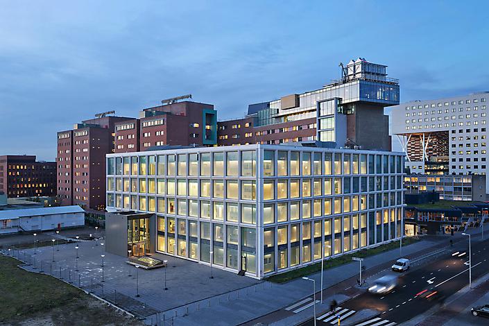 VUMC Imagingcenter/Wiegerinck Architecten