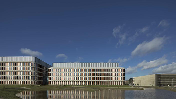 Amphia Ziekenhuis, Breda / Wiegerinck Architecten