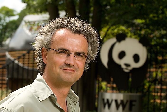 Portret - WNF Johan van de Gronden